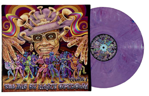 "The Big Ol' Nasty Getdown ""Volume 1"" Limited Edition (Vinyl)"
