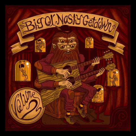 "The Big Ol' Nasty Getdown ""Volume 2"" CD"