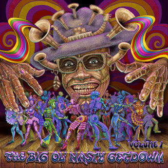 "The Big Ol' Nasty Getdown ""Volume 1"" (CD)"