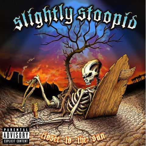 SLIGHTLY STOOPID - Closer To The Sun (DOUBLE LP VINYL)