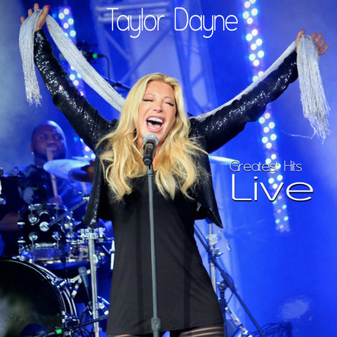 Taylor Dayne - Greatest Hits Live (Digital Download)