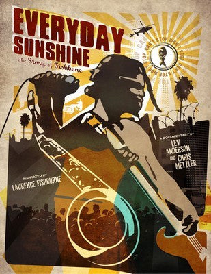 Fishbone - Everyday Sunshine (DVD)