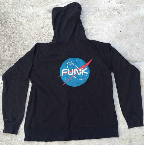 Getdown Apparel- Space Funk Hoodie