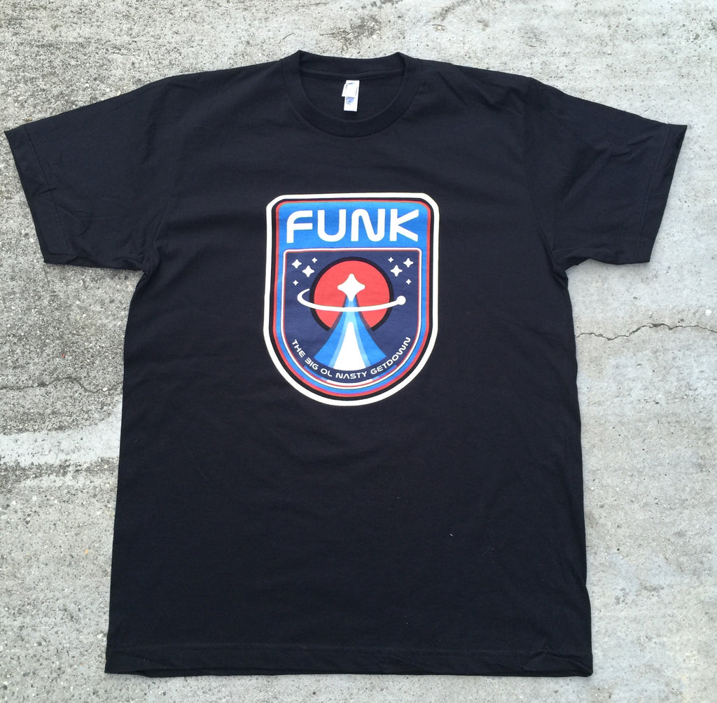 Getdown Apparel - Galaxy Funk T-Shirt