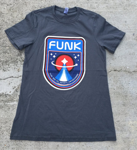 Getdown Apparel- Galaxy Funk (Woman's) T-Shirt