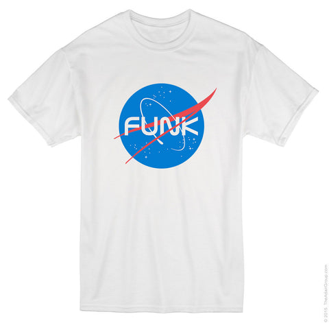 Getdown Apparel - Space Funk T-Shirt