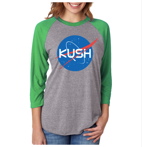 Getdown Apparel - SPACE KUSH - T-Shirt