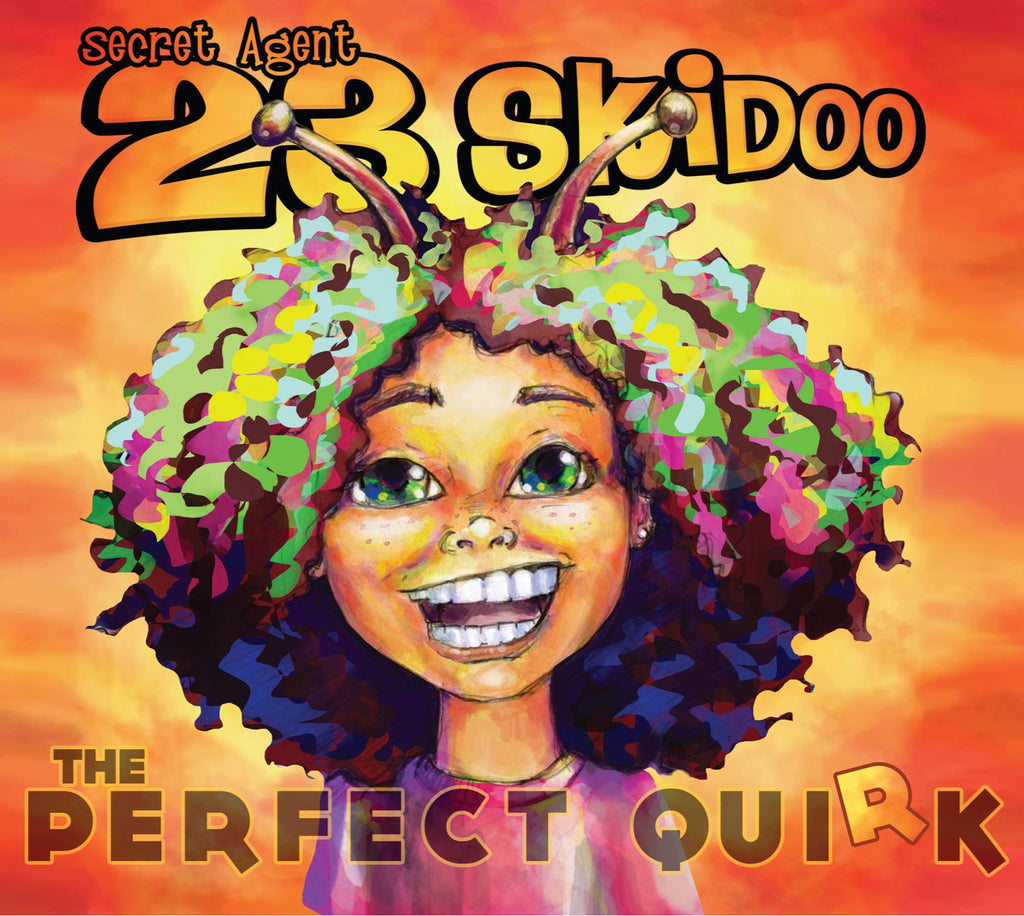 Secret Agent 23 Skidoo - The Perfect Quirk (CD) ***Grammy Nominated