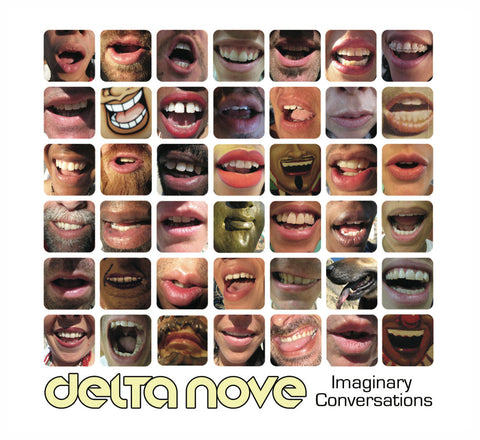 Delta Nove - Imaginary Conversations (CD)