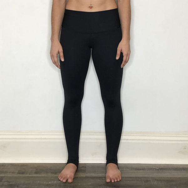 Mid-Rise Super Light Legging SOLIDS