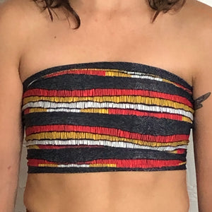 Double Face Tube Top