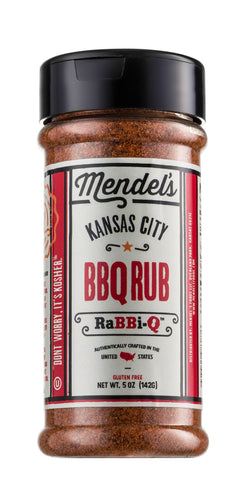 Mendel's Kansas City BBQ Rub