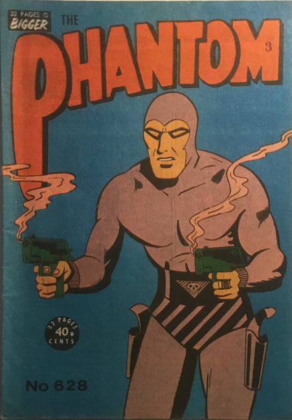 THE PHANTOM # 628