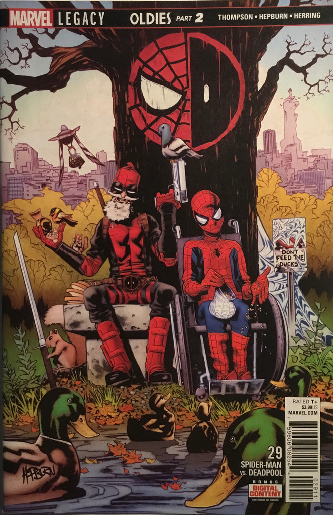 SPIDER-MAN / DEADPOOL #29