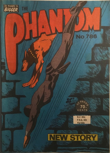 THE PHANTOM # 786
