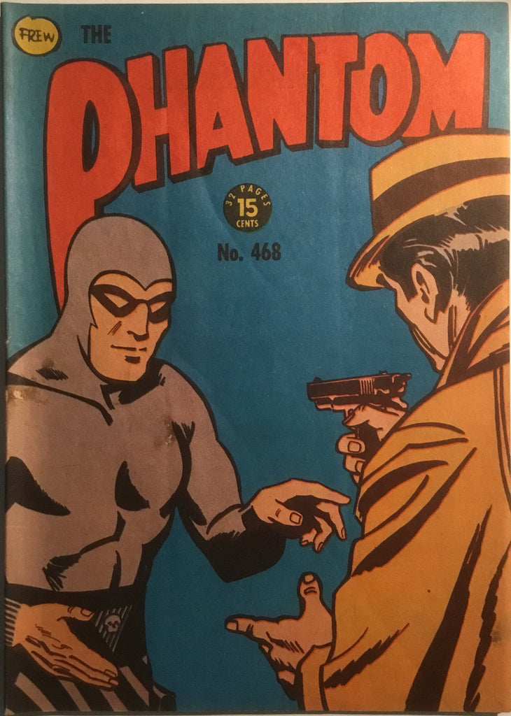 THE PHANTOM #468