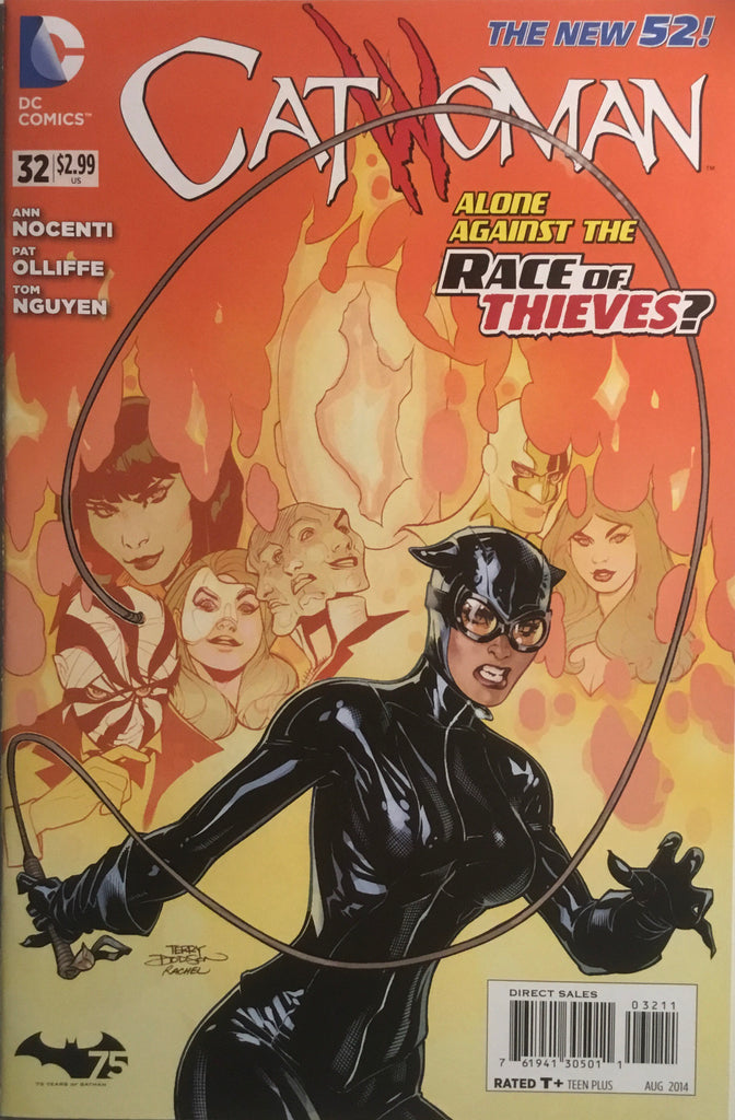 CATWOMAN (NEW 52) #32