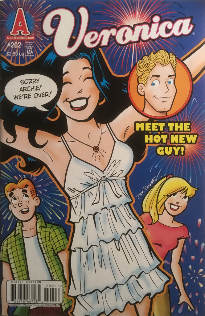 VERONICA # 202 FIRST APPEARANCE OF KEVIN KELLER