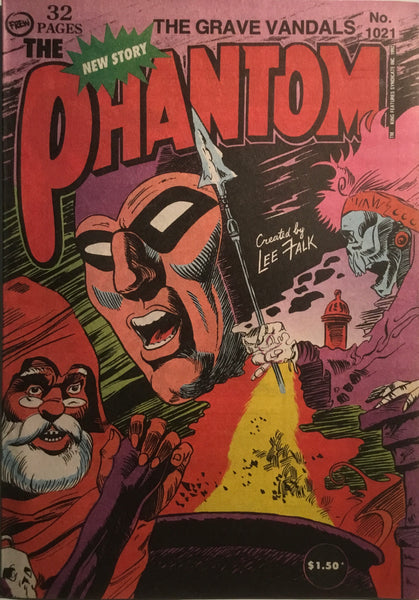 THE PHANTOM #1021