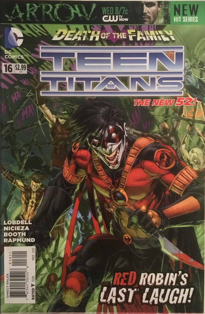 TEEN TITANS (NEW 52) #16