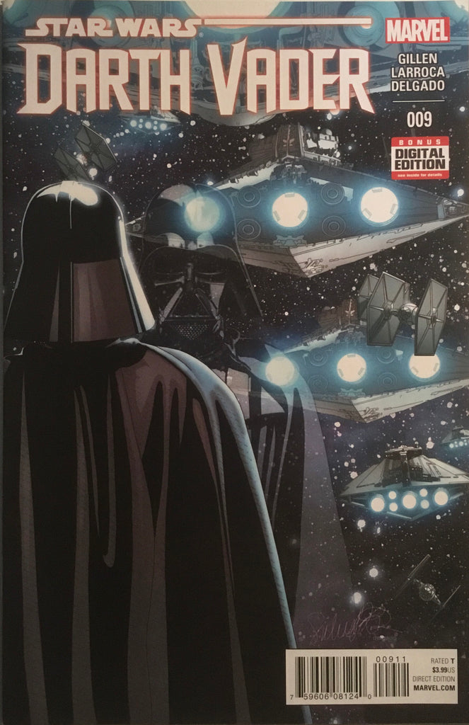 STAR WARS DARTH VADER (2015-2016) # 9