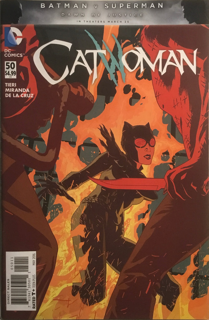 CATWOMAN (NEW 52) #50