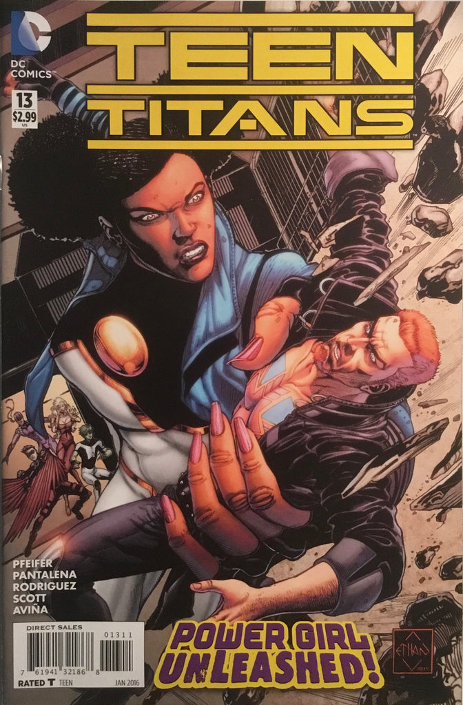 TEEN TITANS (NEW 52 SERIES 2) #13