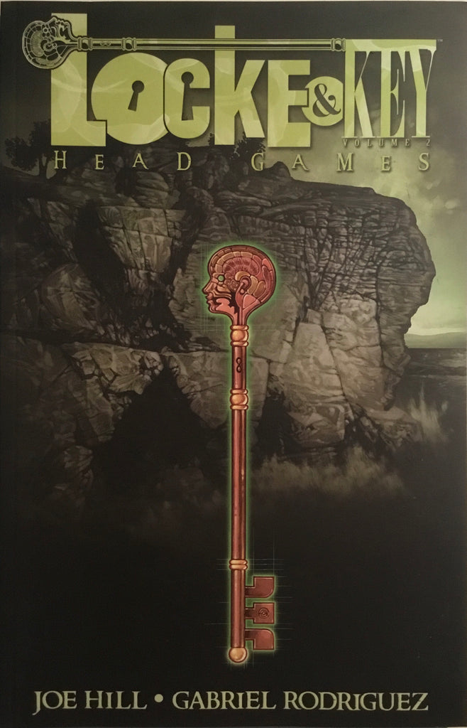 LOCKE AND KEY VOL 2 HEAD GAMES GRAPHIC NOVEL