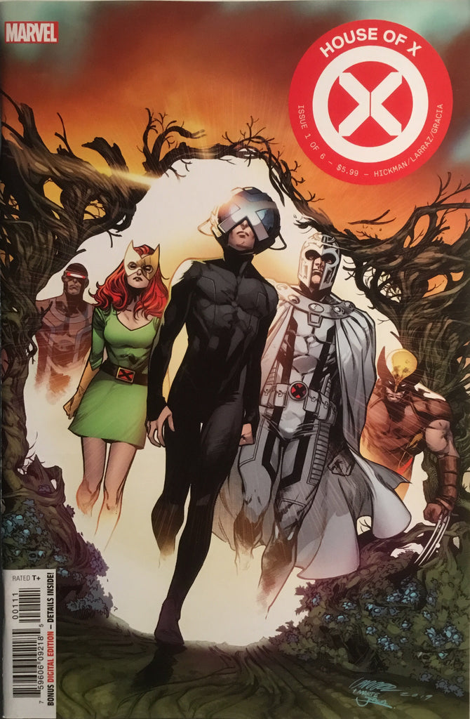 HOUSE OF X # 1 FIRST PRINTING