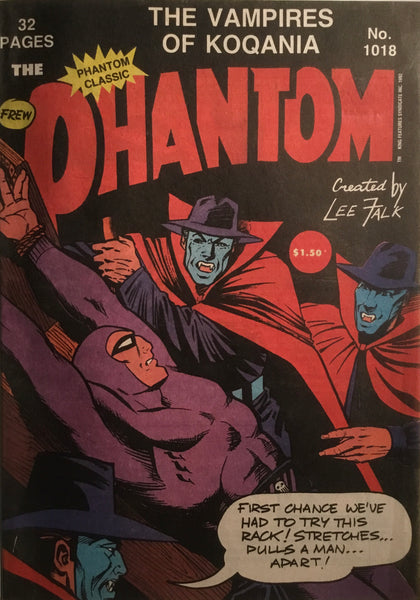 THE PHANTOM #1018