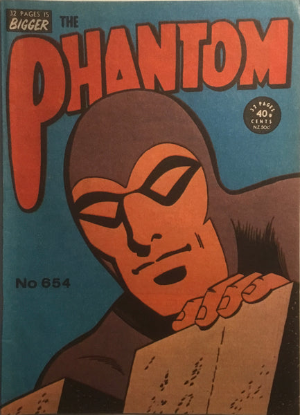 THE PHANTOM # 654