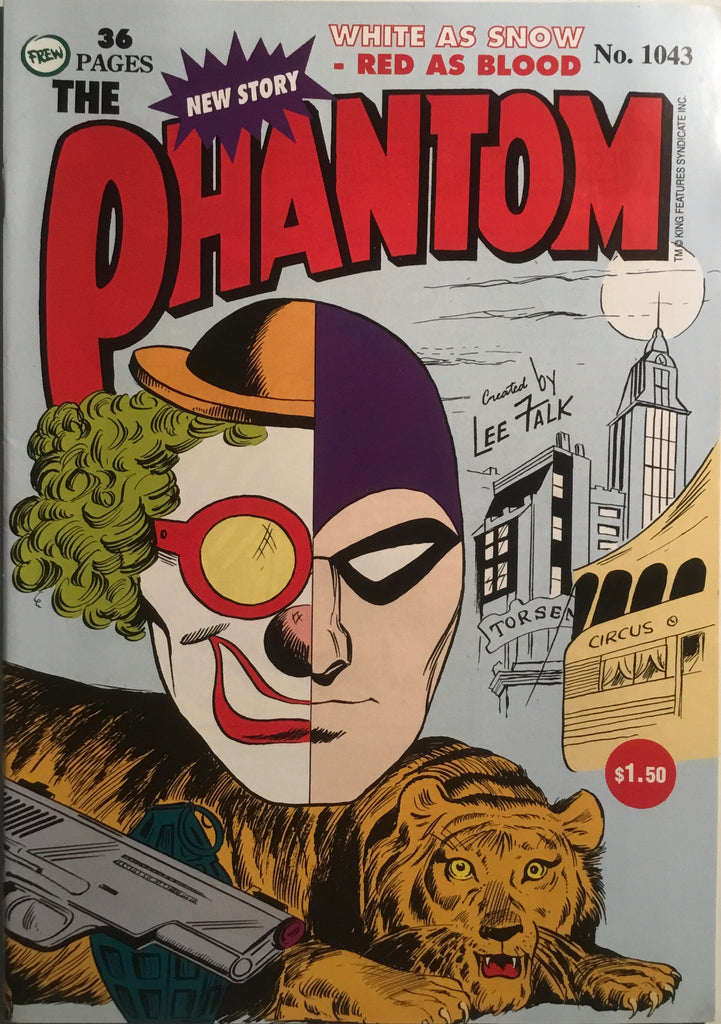 THE PHANTOM #1043
