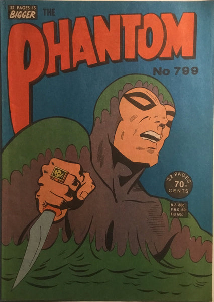THE PHANTOM # 799