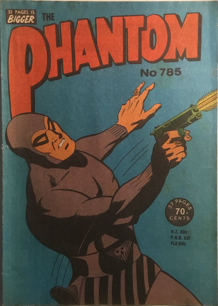 THE PHANTOM # 785