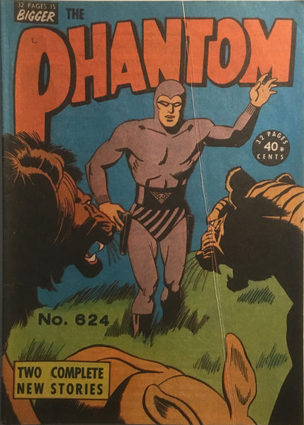THE PHANTOM # 624