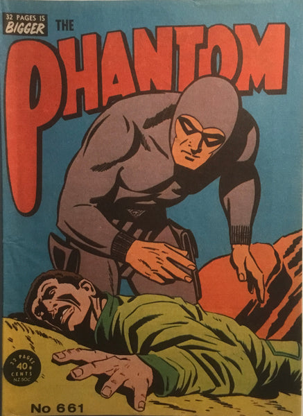 THE PHANTOM # 661
