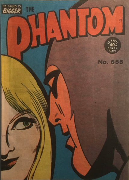 THE PHANTOM # 655