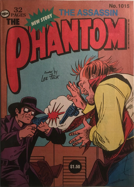 THE PHANTOM #1015