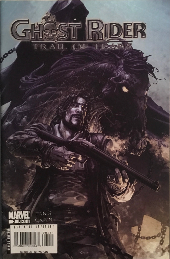 GHOST RIDER TRAIL OF TEARS # 2