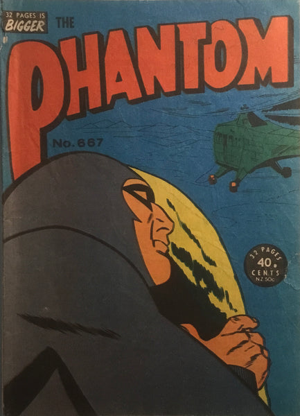 THE PHANTOM # 667