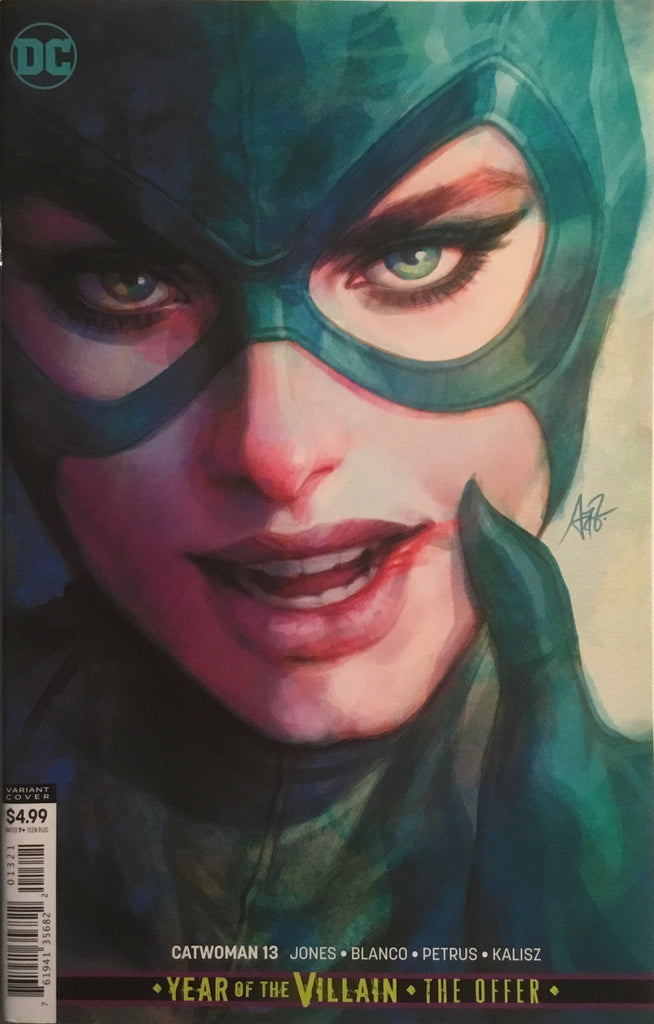 CATWOMAN (2018) #13 ARTGERM VARIANT COVER