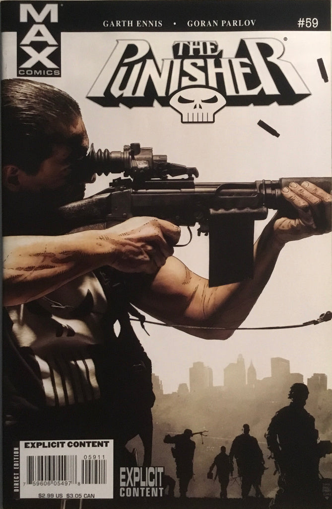 PUNISHER (2004-2009) #59