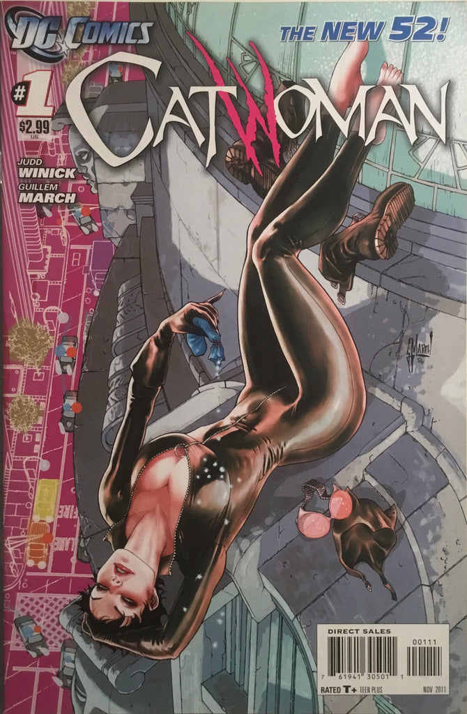 CATWOMAN (NEW 52) # 1