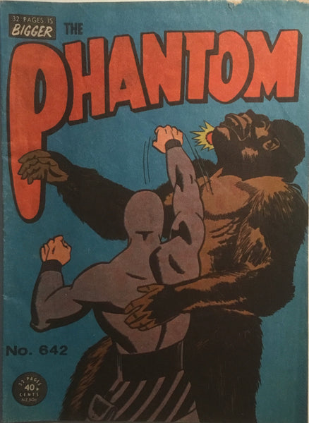 THE PHANTOM # 642