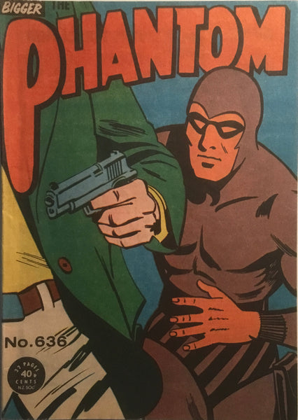 THE PHANTOM # 636
