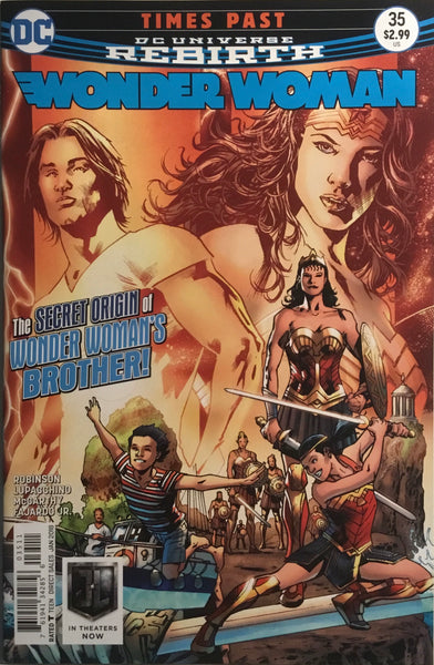 WONDER WOMAN (REBIRTH) #35