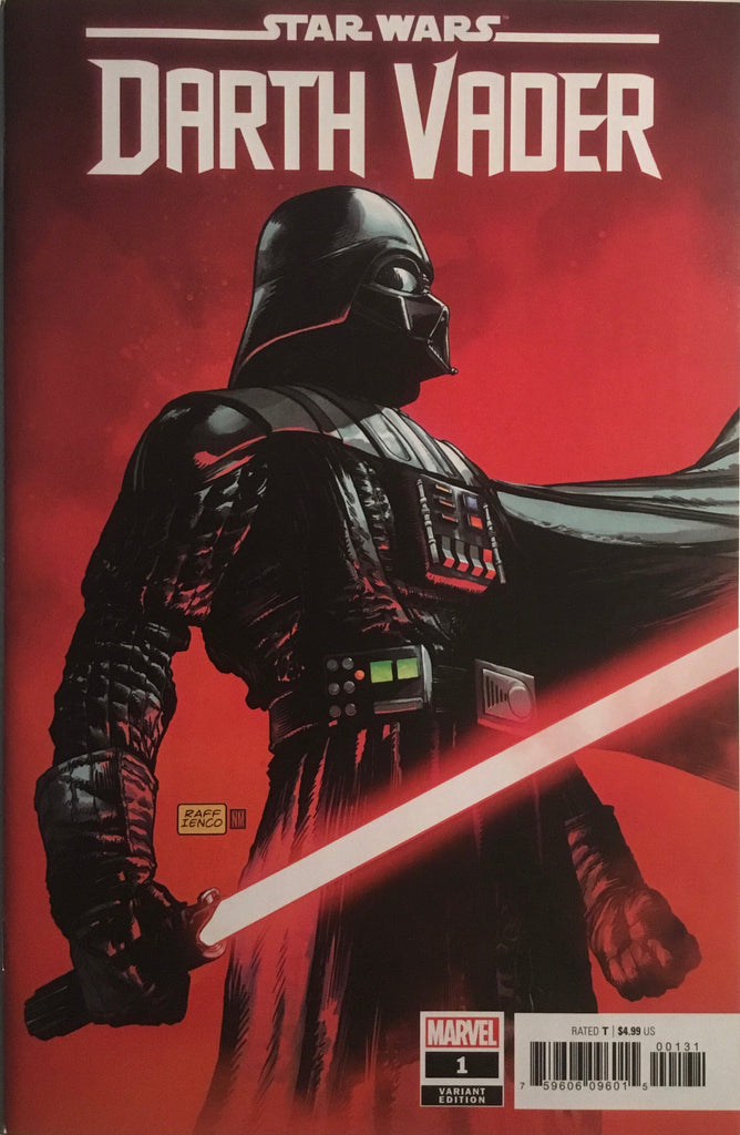 STAR WARS DARTH VADER (2020) # 1 IENCO 1:25 VARIANT COVER