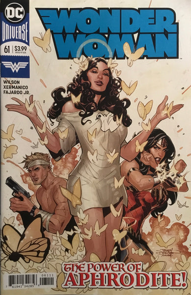 WONDER WOMAN (REBIRTH) #61