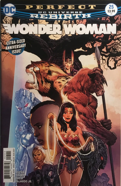 WONDER WOMAN (REBIRTH) #25