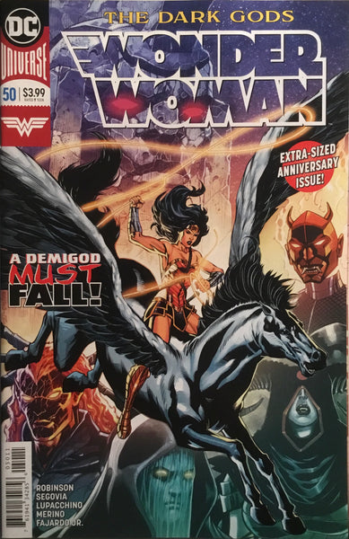 WONDER WOMAN (REBIRTH) #50